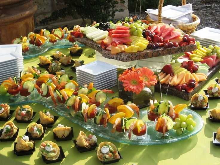 Best 25 outdoor party appetizers ideas on pinterest for Easy cocktail recipes for parties