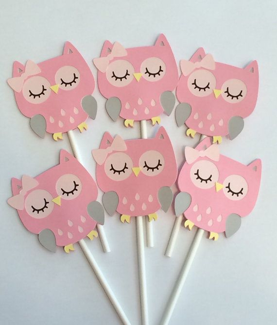 Owl Cupcakes For Baby Shower: Best 25+ Owl Party Decorations Ideas On Pinterest