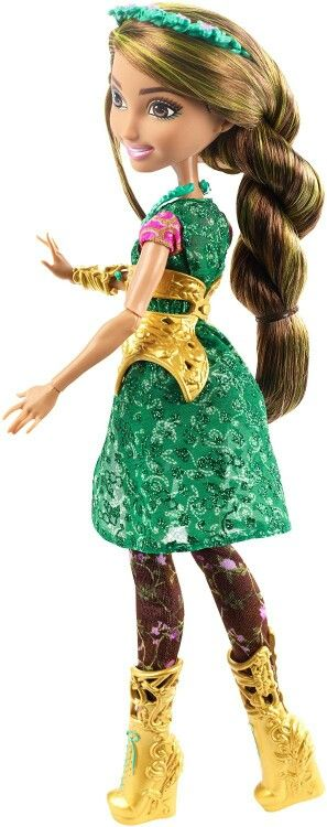 Jilian Beanstalk daughter of Jack from jack and the beanstalk