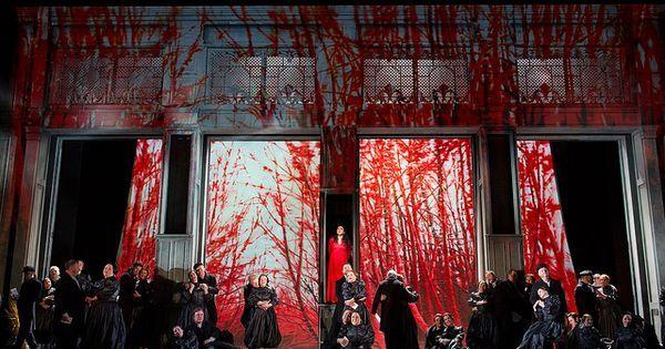 Eugene Onegin ROH Ka - Eugene Onegin ROH Kasper Holten --- #Theaterkompass #Theater #Theatre #Schauspiel #Tanztheater #Ballett #Oper #Musiktheater #Bühnenbau #Bühnenbild #Scénographie #Bühne #Stage #Set