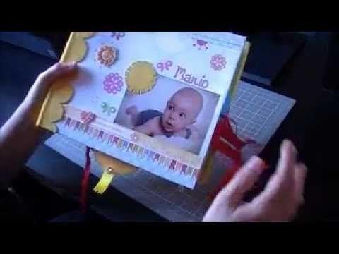 Scrapbook: album bebé