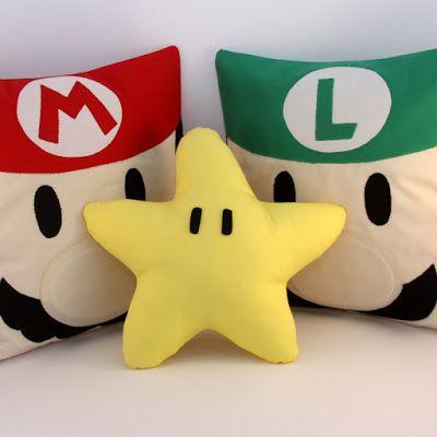 Super estrela - Mario Bros