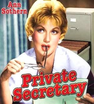 Private Secretary - I wanted to be Susie McNamera: Anne Sothern, Executive Office, Miss You, 1950S, Movies Memories, Private Secretary, Memories Lane, Very Funnies, Secretary Pools