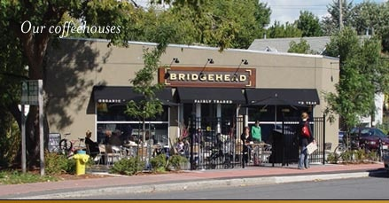 Bridgehead - great local coffee houses