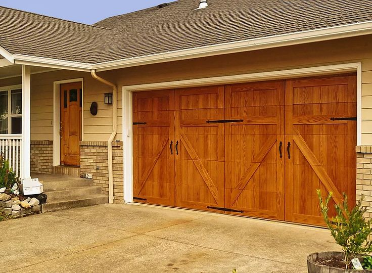 78 Ideas About Metal Garage Doors On Pinterest Garage