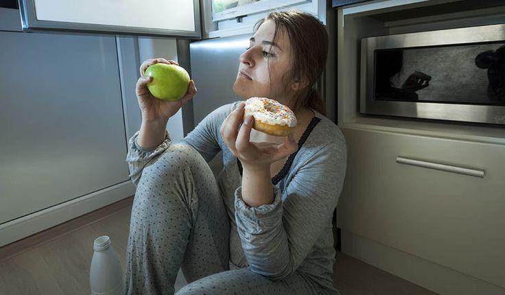 Como eliminar a ansiedade alimentar