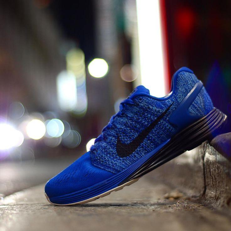 on sale e506e 45037 nike lunarglide 7 gamma blue Nike Lunarglide 7 Dark Royal ...