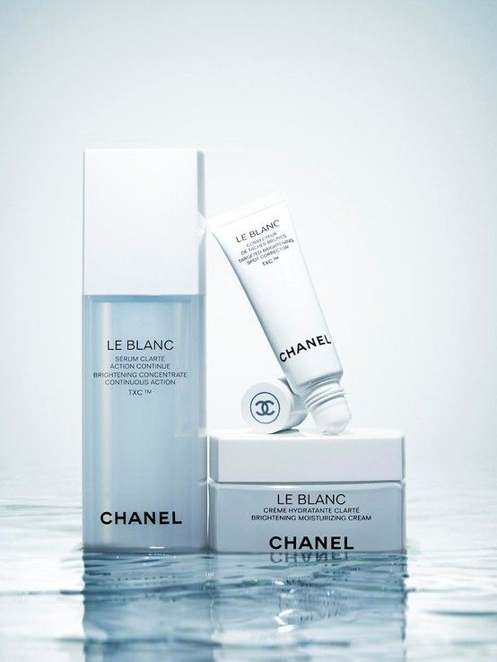 Chanel Le Blanc Skin Care Collection