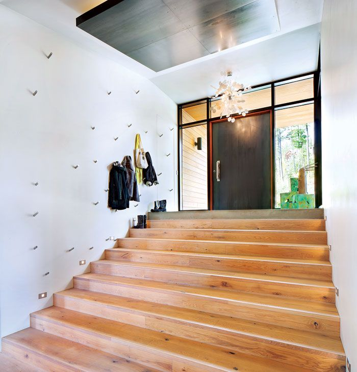 16 Enchanting Modern Entrance Designs That Boost The: 61 Best Images About Entryways On Pinterest