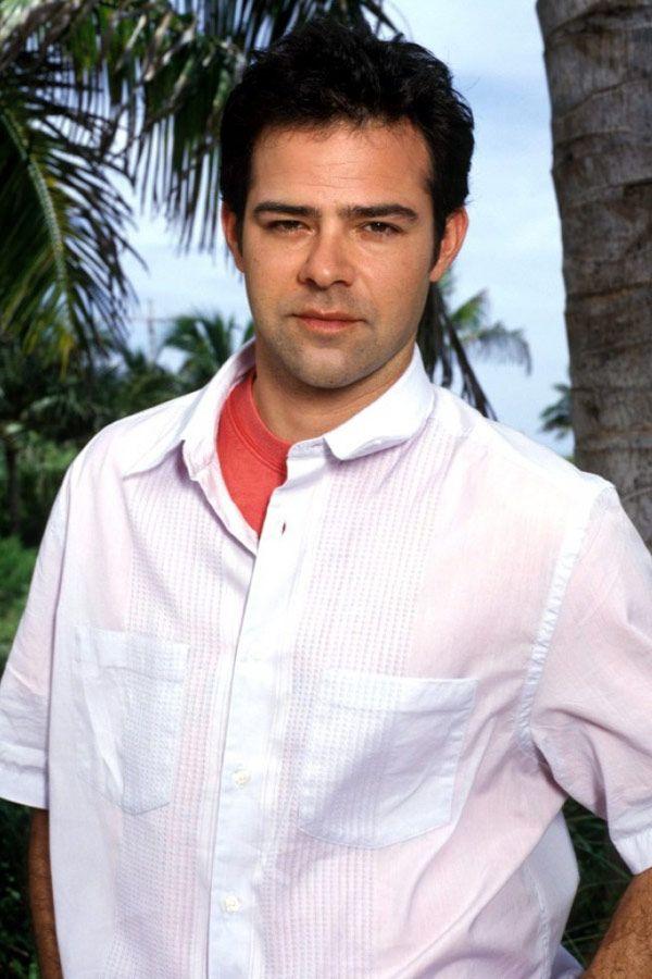 Rory Cochrane asTim Speedle in CSI Miami 2002-2007