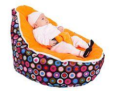Baby Kids Bean Bags Australia Kids Bean Bag Chair. Purchase yours at http://www.hotpocketaus.com.au/#!product/prd1/2091308825/baby-bean-bag---orange-multi-colour