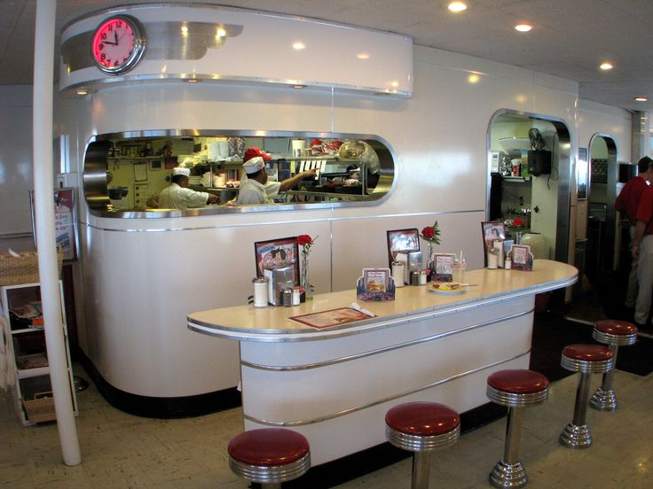 Ruby S Diner Interior Photo By Chris A American