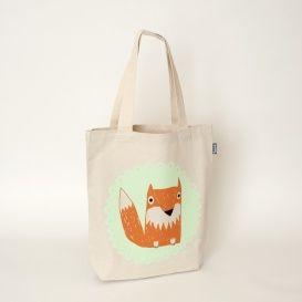 mr fox tote