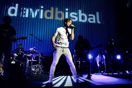 El concierto de David Bisbal en Madrid