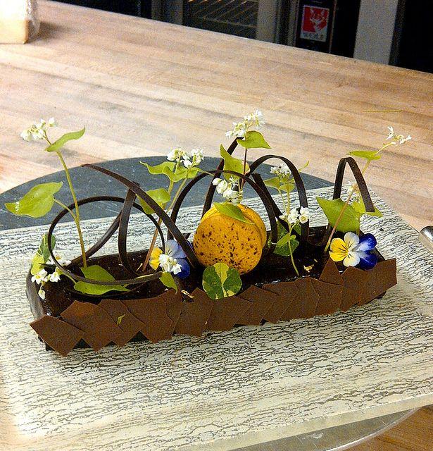 Mango Chocolate Bar!!! by Pastry Chef Antonio Bachour, via Flickr