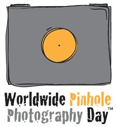 Worldwide Pinhole Photography Day. Anyone, anywhere in the world, who makes a pinhole photograph on the last Sunday in April, can scan it and upload it to this website where it will become part of the annual Worldwide Pinhole Photography Day celebration's online gallery.