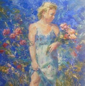 Kráska s růží