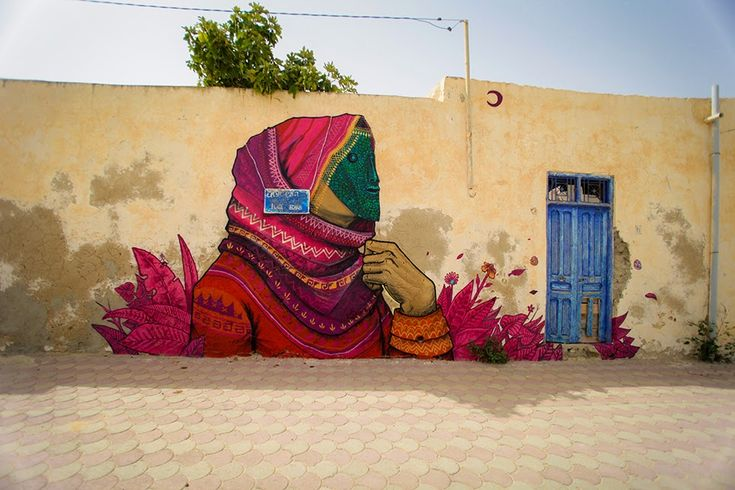 Street Art and Star Wars in Tunisia