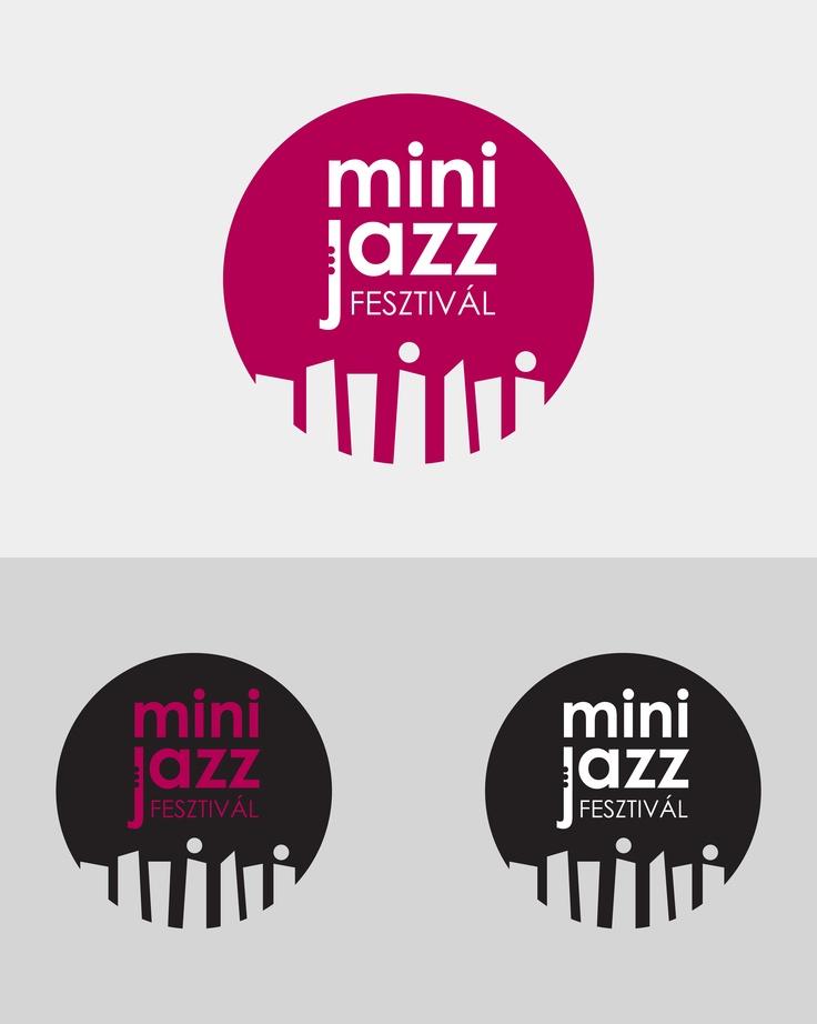 Logo concept - Mini Jazz Festival