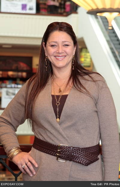 "Camryn Manheim - ""Ghost Whisperer Spirit Guide"" Book Signing at Barnes & Noble at The Grove"