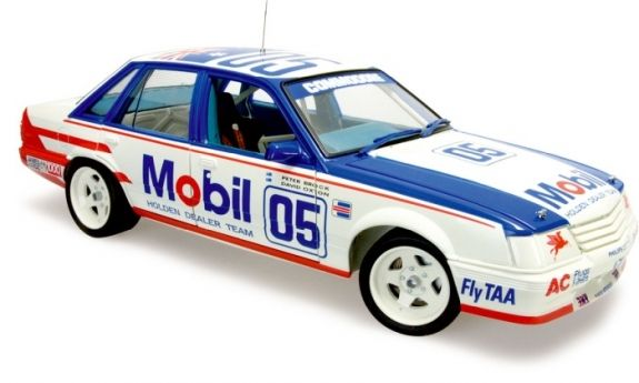 1985 Bathurst Holden VK Commodore Peter Brock and David Oxton
