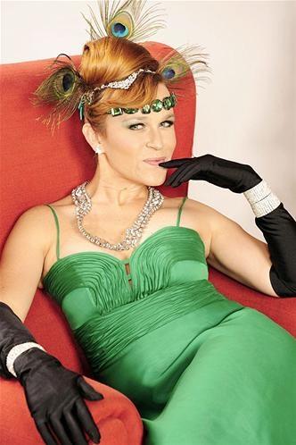 Estela Reynolds volvió a 'La que se avecina' por todo lo alto