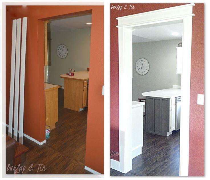 Burlap U0026 Tin: New Doorways Say HELLO!