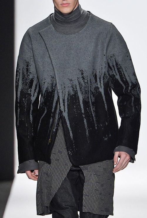 Academy Of Art University Fashion Show F/W 2014 Menswear