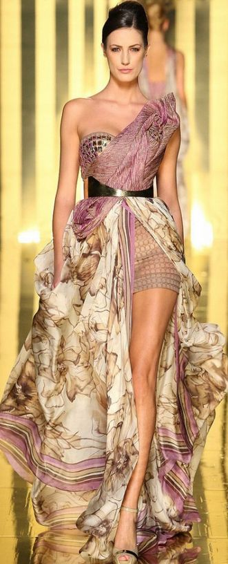 Mireille dagher haute couture 2013 the structure layer for Define couture fashion