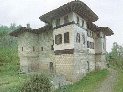 Yakupoğlu Memiş Ağa Konagı/TÜRKİYE