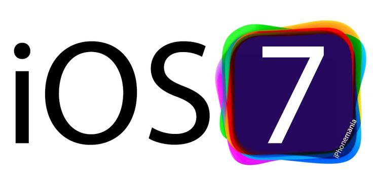 iOS 7 Concept met aluminium user interface en meer