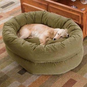 Orvis Bagel Dog Bed