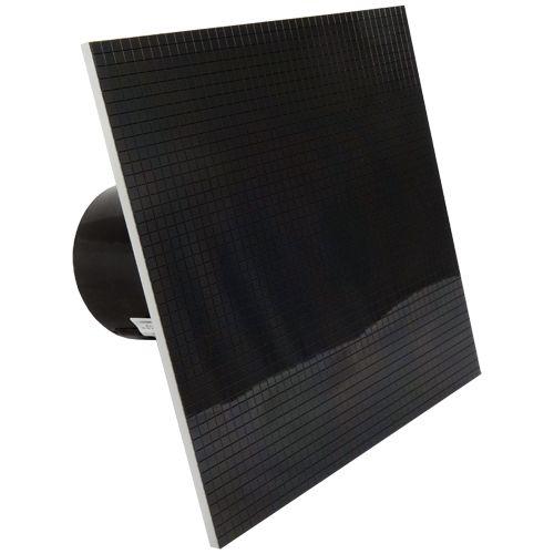 Vyberte si svůj #designový #ventilátor do vaší vyladěné koupelny např. #ventilátor do #koupelny #Rimera #Magic Black S, pouze u nás podívejte se.
