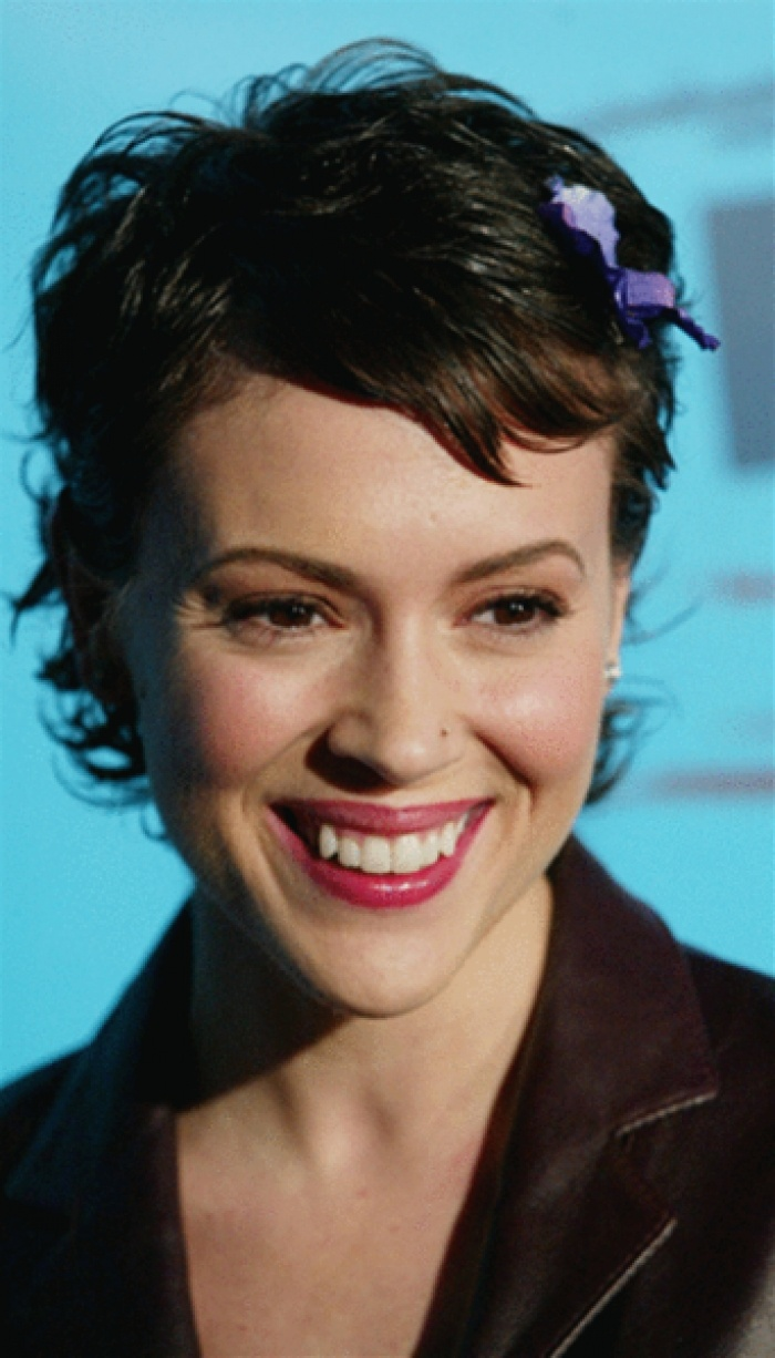 Five Stereotypes About Alyssa Milano Short Hairstyles That Arent
