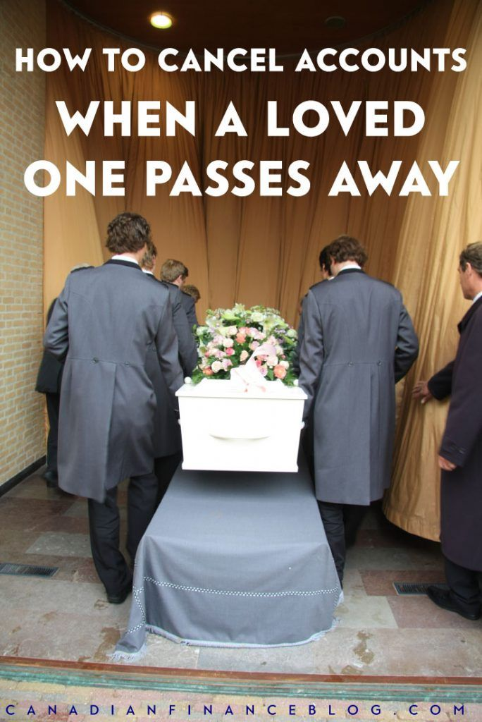 It's always difficult when a loved one passes. Here are some of the things you need to take care of after the death of someone close to you.
