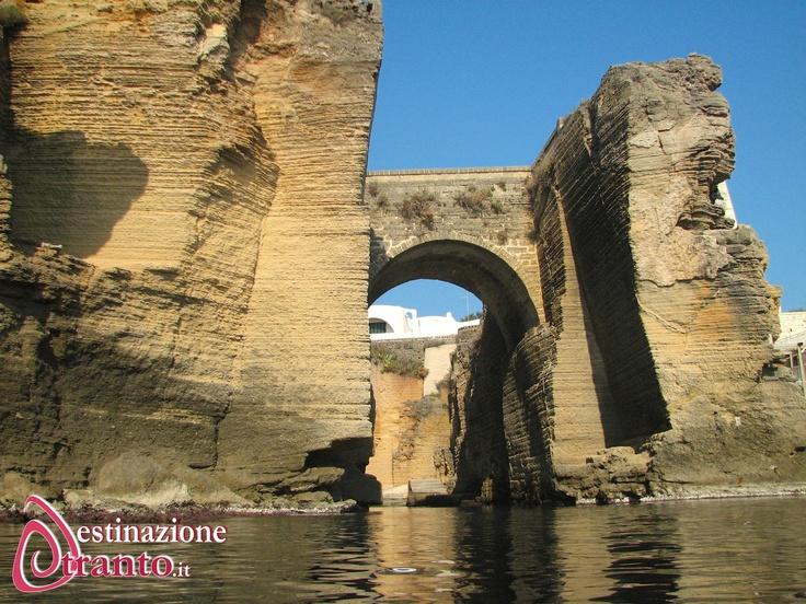 Salento, Santa Cesarea Terme - Porto Vergine