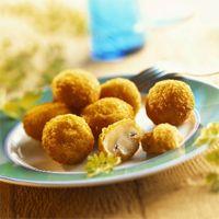 champignons de paris frits