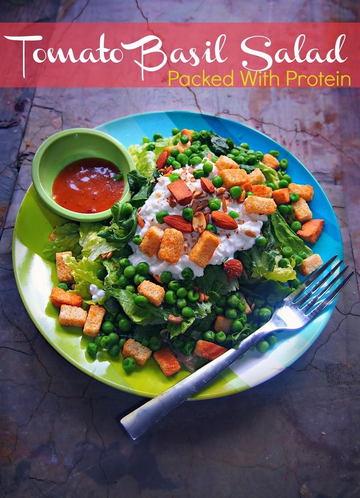 Tomato Basil Salad