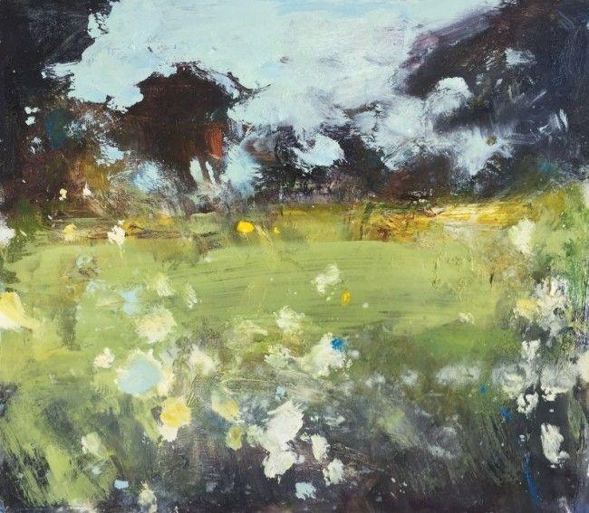 Hannah Woodman - Summer Fields, Cornwall