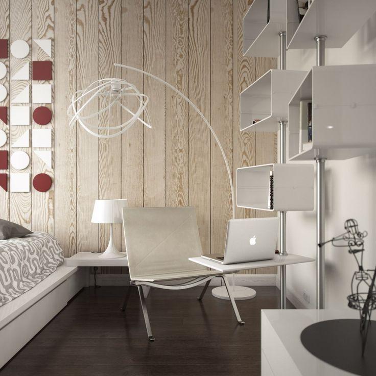 Дизайн квартиры 42 кв. м. - Дизайн интерьеров   Идеи вашего дома   Lodgers