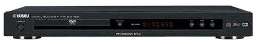 Yamaha DVD5750 Progressive Scan DVD Player