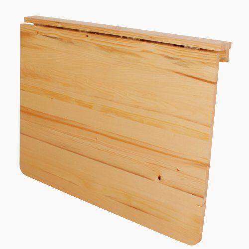 SoBuy® Mesa de cocina, mesa plegable de pared, mesa de ...