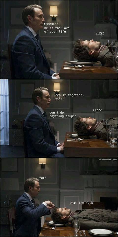 Hannibal & Will (lol)