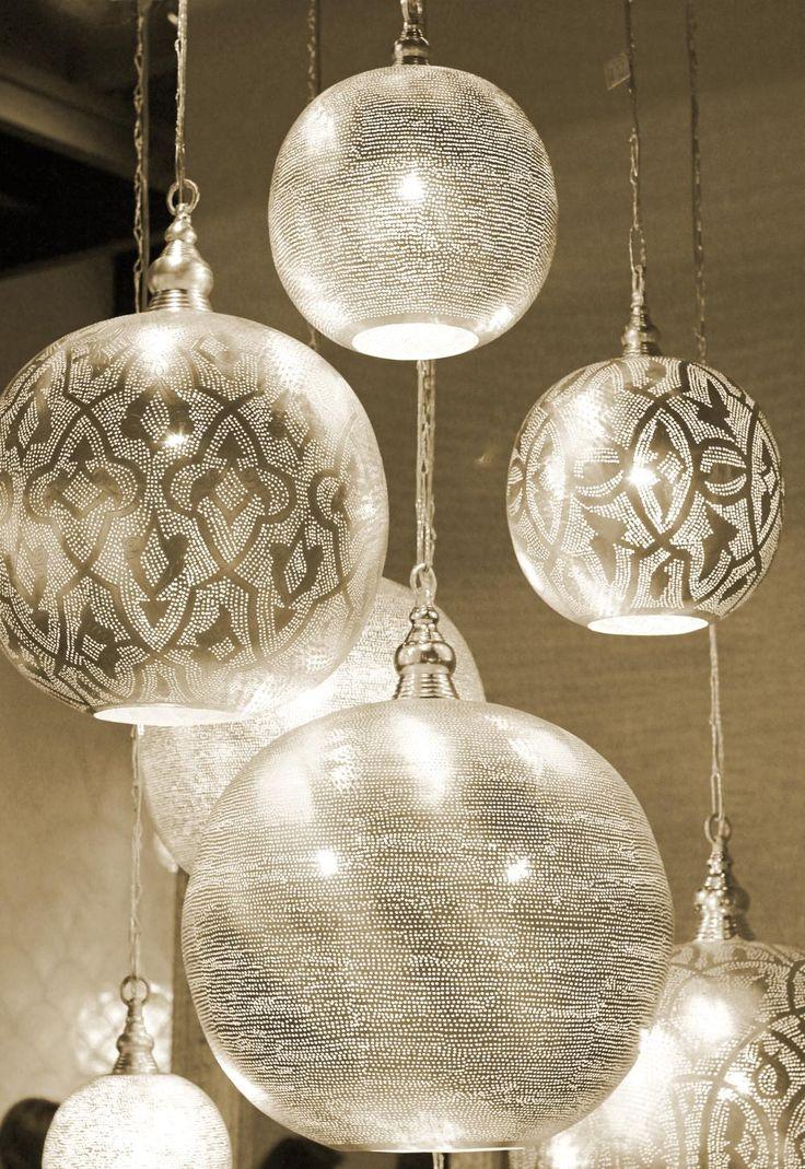 Zenza Filisky Ball Medium Pendant Light - £209.00 - - Pomegranate Living with Style
