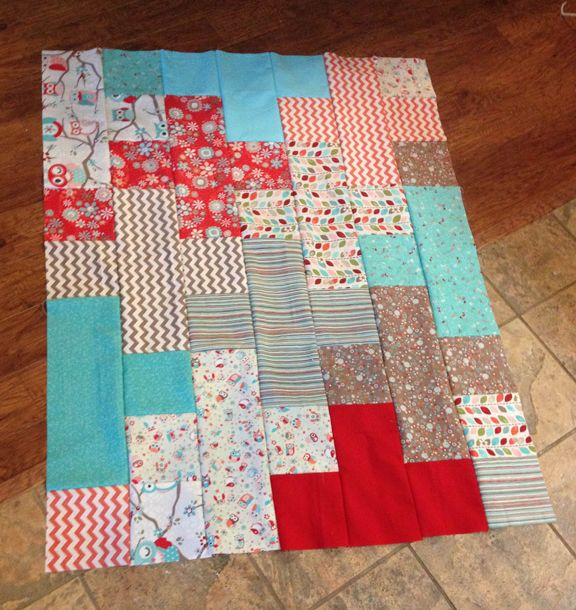 109 best Quilts: Fat quarter images on Pinterest | Tutorials ... : fat quarter quilt tutorial - Adamdwight.com