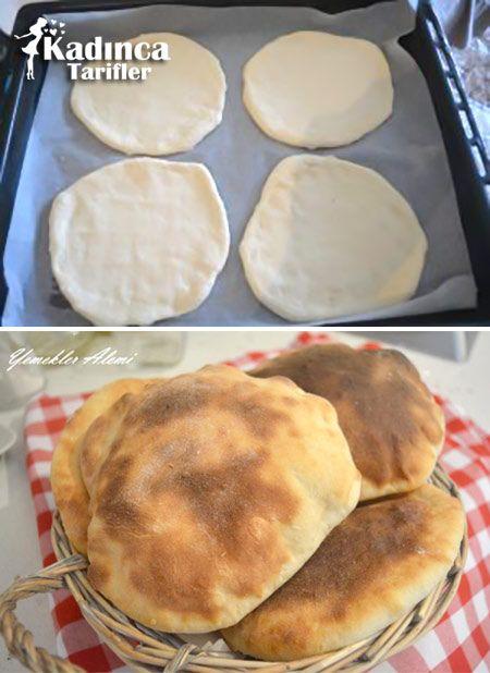 Pita Ekmeği - Gobit Tarifi