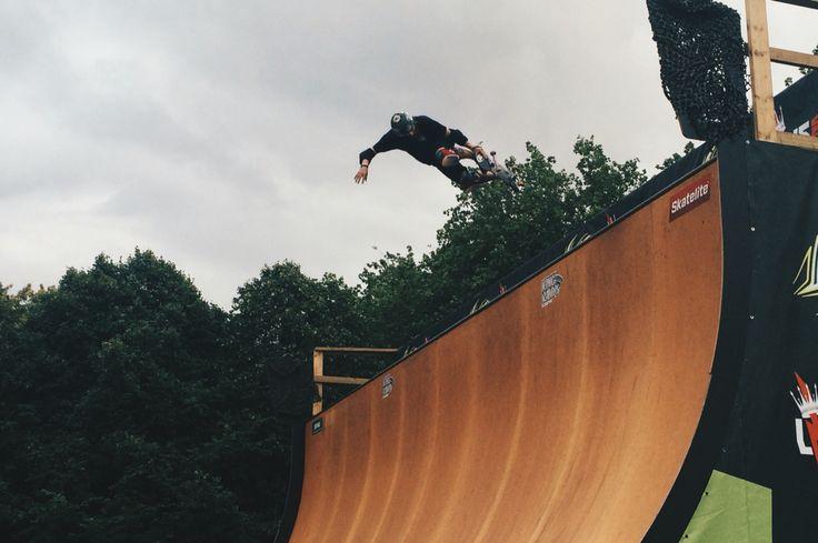 #skateboard #halfpipe