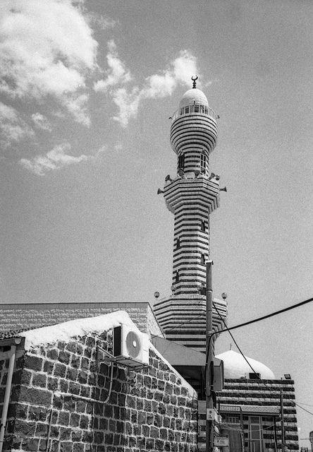 Kfar Kama - Circassian Village in Galilee, the mosque