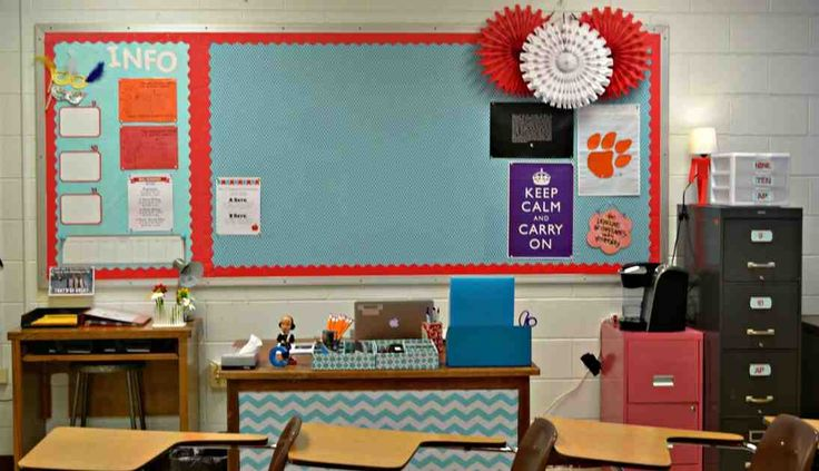 High School Math Classroom Design ~ Best office decor images on pinterest