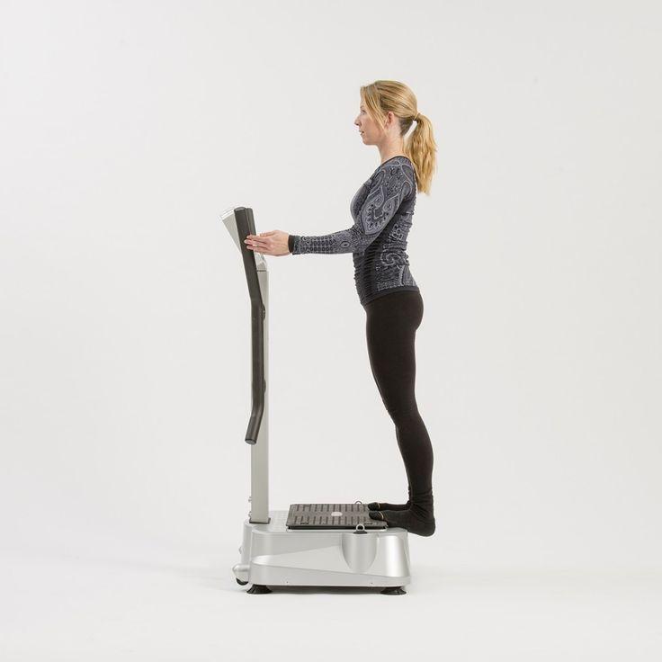 Calf Stretch Exercise Hypervibe Whole Body Vibration